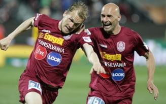 Vezi adversarii posibili pentru CFR Cluj in Liga Campionilor