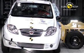 Vezi care sunt masinile care au primit 5 stele la testul EuroNCAP