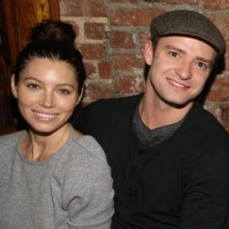Vezi cat il costa pe Timberlake sa o insele pe Jessica Biel