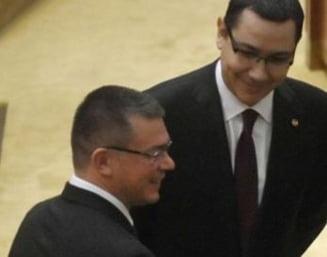 Vezi ce functie i-ar da Ponta in Guvern lui fostului premier MRU