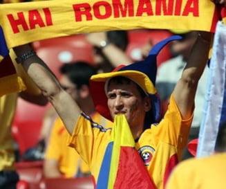 Vezi ce posturi de televiziune transmit Romania - Franta
