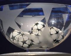 Vezi cele 4 urne pentru tragerea la sorti a grupelor Ligii Campionilor
