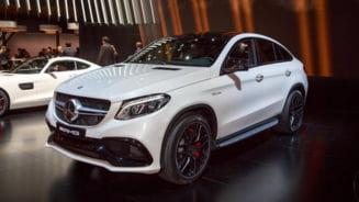 Vezi cum arata noul Mercedes AMG Gle63 S Coupe 4Matic
