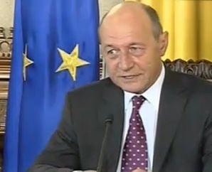Vezi cum isi sustine Basescu modificarile la Constitutie: mandatul meu nu e vizat!