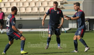 SPECTACOL ÎN PLOAIE: CHINDIA TÂRGOVIȘTE – UTA ARAD 3-0 (1-0)  |Uta Arad-chindia Târgoviște