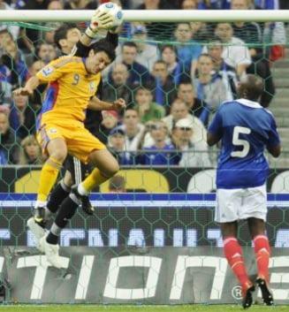 Vezi programul Romaniei in preliminariile Euro 2012