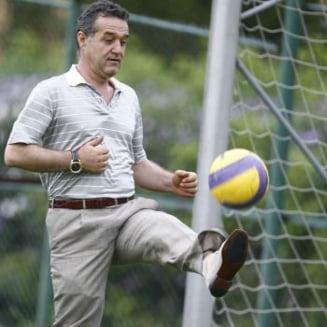 Vezi sfaturile lui Gigi Becali pentru antrenorul Unirii Urziceni