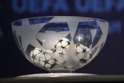Vezi urnele pentru tragerea la sorti a grupelor Ligii Campionilor