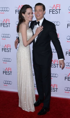 Viata de lux pentru cuplul Jolie-Pitt: 21.000 de dolari pe luna, chirie la Londra