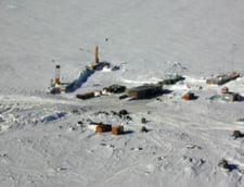 Viata extraterestra ascunsa sub gheata din Antarctica?