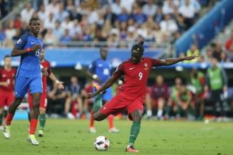 Viata incredibila a eroului finalei EURO 2016: Tatal sau este in inchisoare de 16 ani
