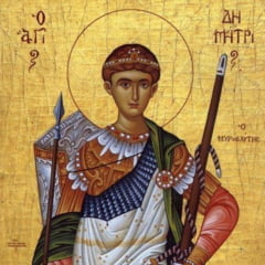 Viata putin cunoscuta a Sfantului Dimitrie, sarbatorit in 26 octombrie. Traditii si obiceiuri: ziua in care aflam cum va fi iarna