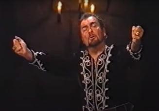 Viata tenorului Corneliu Murgu. A cucerit intreaga lume si a stralucit pe scenele unor opere celebre din Paris, New York si Londra