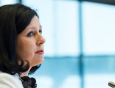 "Vice-presedintele CE , Vera Jourova, dupa discutia cu ministrul Catalin Predoiu: ""Am vazut un regres evident in ultimii trei ani. Trebuie reluate reformele"""