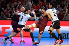 Vicecampioana mondiala la handbal masculin, invinsa surprinzator de Egipt la Campionatul Mondial