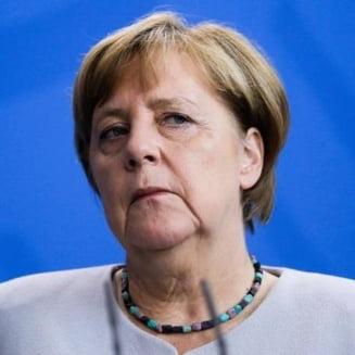 Vicecancelarul Germaniei cere demisia lui Merkel dupa violentele de la summitul G20