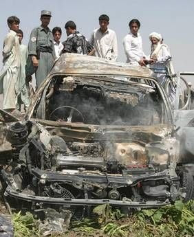 Viceguvernatorul provinciei afgane Kandahar, ucis intr-un atentat