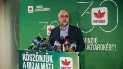 "Vicepremierul Kelemen Hunor: ""M-as vaccina cu AstraZeneca fara nicio problema"""