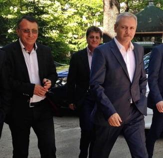 "Vicepremierul Stanescu sustine varianta sefului: Pahontu mi-a transmis printr-un prieten ca Dragnea va fi ""executat"" pana in martie"