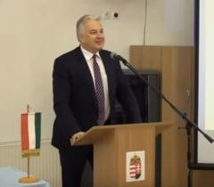 Vicepremierul Ungariei cere romanilor sa nu-l mai invite pe ambasadorul maghiar la receptia de 1 Decembrie