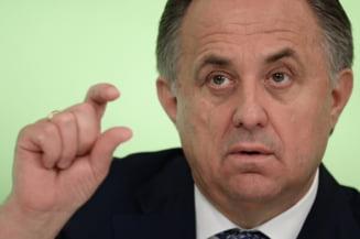 Vicepremierul rus: Sexul poate afecta rezultatele testelor anti-doping