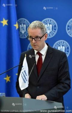 Vicepresedintele Bancii Europene de Investitii, Andrew McDowell: BEI este pregatita sa sprijine proiectul autostrazii Comarnic - Brasov