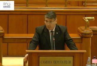 """Vicepresedintele PNL Laurentiu Leoreanu: """"Doamna Dancila, care e pretul unui vot la motiunea de cenzura? Incetati sa folositi banii fondului de dezvoltare si investitii ca sa va salvati functia"""""""