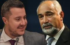 Vicepresedintele Popovici il desfiinteaza pe fostul ministru Vosganian: A clocit idei nastrusnice!