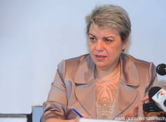 Viceprim-ministrul Sevil Shhaideh, la Slobozia
