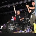 Viceprimarul USRPLUS din Suceava a câștigat o motocicletă la un festival finanțat chiar de Primărie