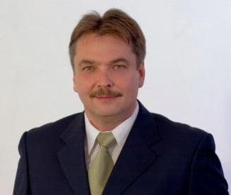 Viceprimarul din Cluj-Napoca Laszlo Attila, audiat la DNA in dosarul lui Sorin Apostu in calitate de martor