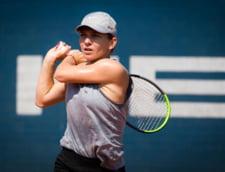 Victoooorie Simona Halep, dupa ce a batut-o pe Polona Hercog, la turneul de la Praga: 6-1, 1-6, 7-6. Meciul s-a decis in tie-break