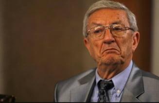 Victor Atanasie Stanculescu a murit la 88 de ani