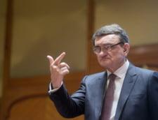 Victor Ciorbea cere lamuriri despre alcatuirea completurilor de 3 judecatori