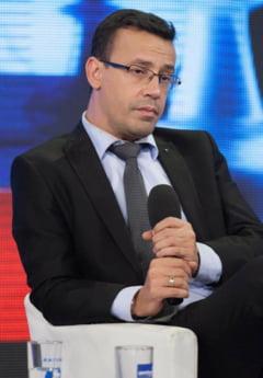 Victor Ciutacu e audiat in dosarul fugii lui Sebastian Ghita: Habar n-am cum au ajuns inregistrarile alea