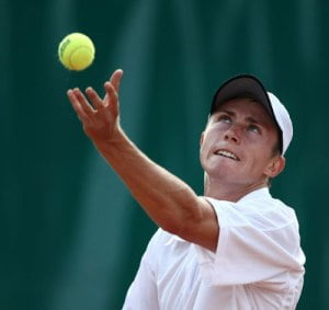 Victor Crivoi, in turul II la Wimbledon