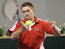 Victor Crivoi, umilit de Federatia Romana de Tenis
