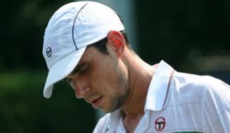 Victor Hanescu a ratat dramatic sansa de a bifa primul trofeu in tenis din 2012 incoace