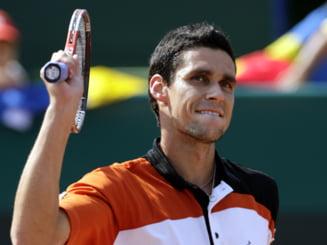 Victor Hanescu face o semifinala de turneu de tenis, dupa o revenire miraculoasa