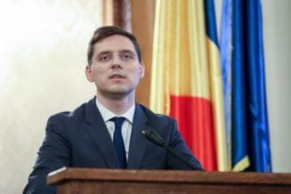 Victor Negrescu, ministrul pentru Afaceri Europene, si-a dat demisia, dupa o discutie tensionata cu Dancila UPDATE