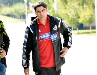 Victor Piturca, chemat sa fie patron la Steaua: Ii cedez toate actiunile
