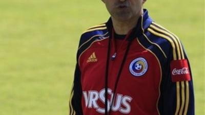Victor Piturca, despre oferta arabilor, plecarea de la nationala si meciul cu Grecia