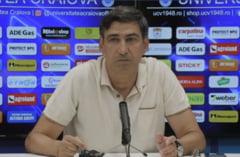 Victor Piturca, despre plecarea de la Universitatea Craiova