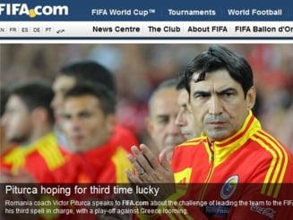 Victor Piturca, pentru FIFA: Iata ce probleme am intampinat la nationala Romaniei
