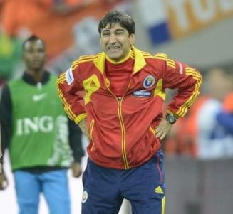 Victor Piturca, record de victorii la nationala Romaniei