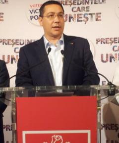 Victor Ponta - Calcaiul lui Ahile