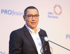 """Victor Ponta: """"USR e cea mai distructiva forta in acest moment"""""""
