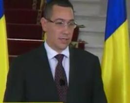 Victor Ponta: Accept mandatul de premier si incerc sa il duc la indeplinire
