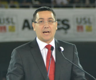 Victor Ponta: Adrian Nastase are locul lui in PSD