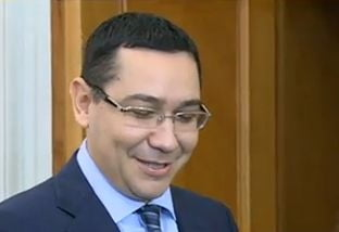 Victor Ponta: Blaga nu stie ce se intampla in Europa, dansul cu vama se pricepe (Video)
